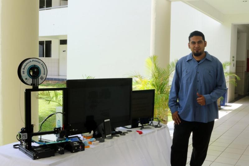 Expotrónica: Un reto de aprendizaje para futuros ingenieros