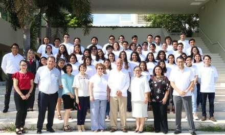 Estudiantes de la UADY se prepara para realizar estancias académicas nacionales e internacionales