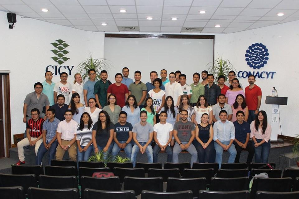 CICY inaugura nuevo Semestre de Posgrado
