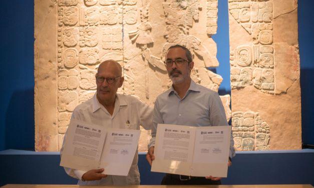 Museo Palacio Cantón y ESAY, fortalecen lazos a favor del desarrollo cultural