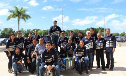 Universidad Modelo participará en el concurso Baja SAE México 2019
