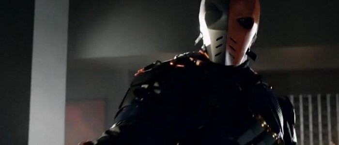 "Episode 18 Of Season 2 Will Be Titled ""DeathStroke"""