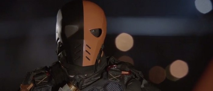 "New Clip From Tomorrow's Episode ""Deathstroke"""