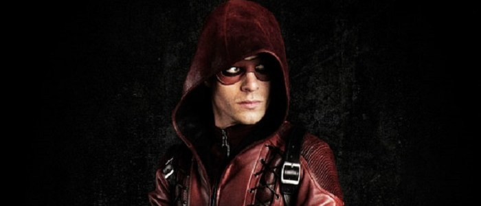 Our First Look At Colton Haynes As Arsenal!