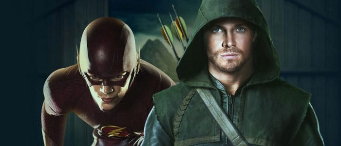 Official Descriptions For The Arrow/Flash Crossover