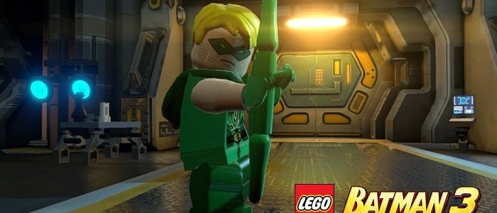 Stephen Amell To Voice Green Arrow In LEGO Batman 3: Beyond Gotham