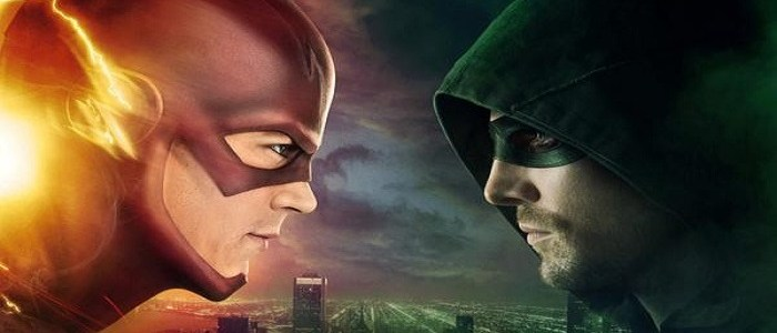 Highlights From The Arrow/Flash Crossover Premiere