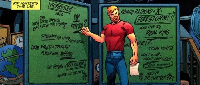 Actor Arthur Darvill Cast As Rip Hunter In The Arrow/Flash Spinoff Series
