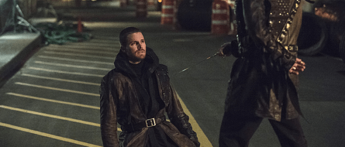 "Promo Images For Season 3 Episode 23 ""My Name Is Oliver Queen"""