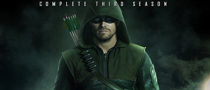 Arrow: The Complete Third Season Hits Blu-ray & DVD September 22nd