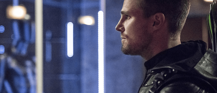 "First Promo Images For Season 4 Episode 01 ""Green Arrow"""