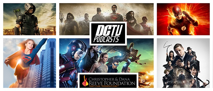 Quiver: Special 10 – DCTV Podcasts Spinal Cord Research Fundraiser