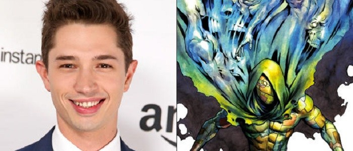 Actor Joe Dinicol Cast As DC Character Ragman