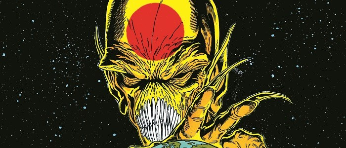 The Dominators To Be The Villains Of This Year's DCTV Crossover Event