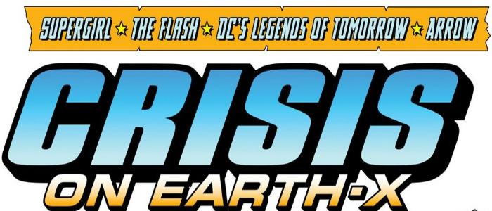 """Official Description For Season 6 Episode 08 """"Crisis On Earth-X"""""""