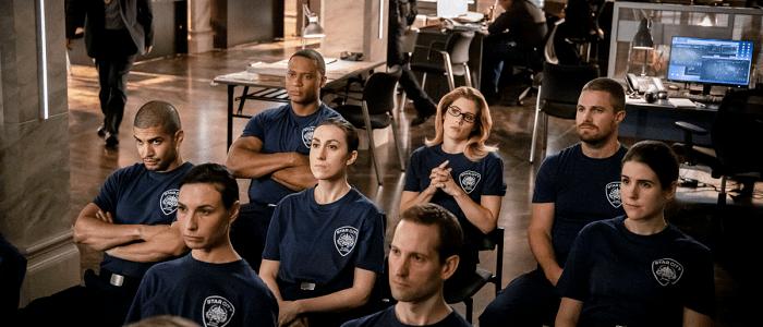 "Promo Images For Season 7 Episode 15 ""Training Day"""