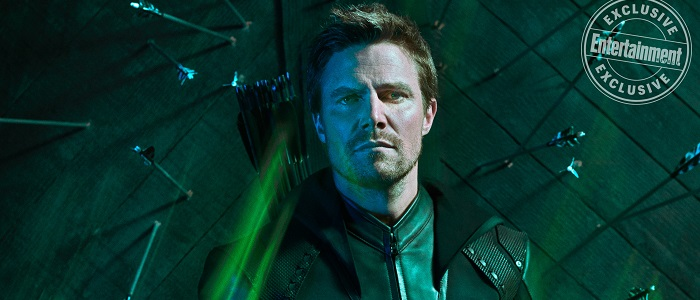 Entertainment Weekly Previews Arrow Season 8