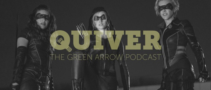 Quiver S8 Episode 9 – Green Arrow and the Canaries
