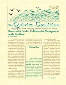 Quivira Newsletter #25