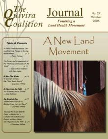 Resilience, Issue 29- A New Land Movement