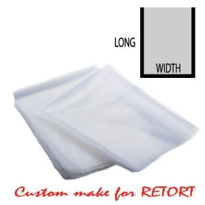 Quiware Retort Bag 18cm(W) x 24cm(L) (100pcs)