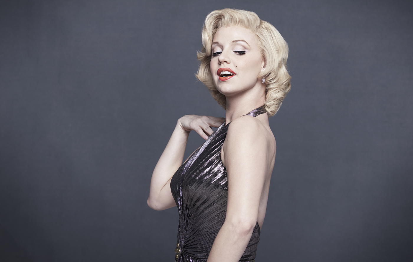 Marilyn Monroe Lifetime Series Cast by Kevin Lynch