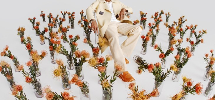 Shot at Quixote: Pharrell Williams by Micaiah Carter for GQ