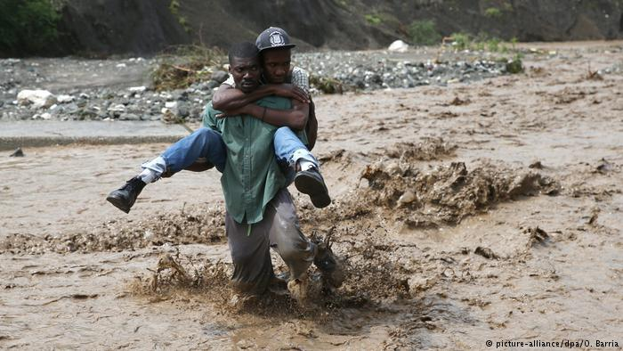 Climate Change Refugees and Haiti