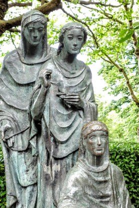 St. Stephen's Green Statue