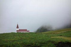 Church in Vik