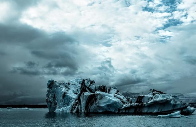 Jökulsárlón Glacial Lagoon