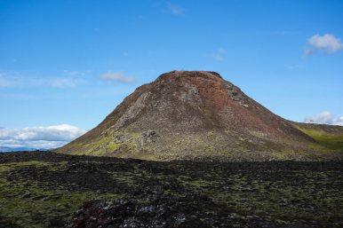 Outside the Volcano