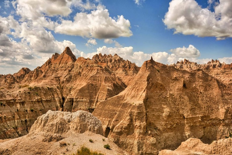 Eastern Badlands