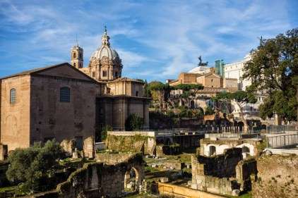 Rome, New and Ancient