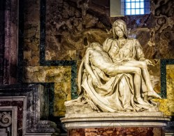 The Pieta at St. Peter's