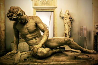 Etruscan Slave