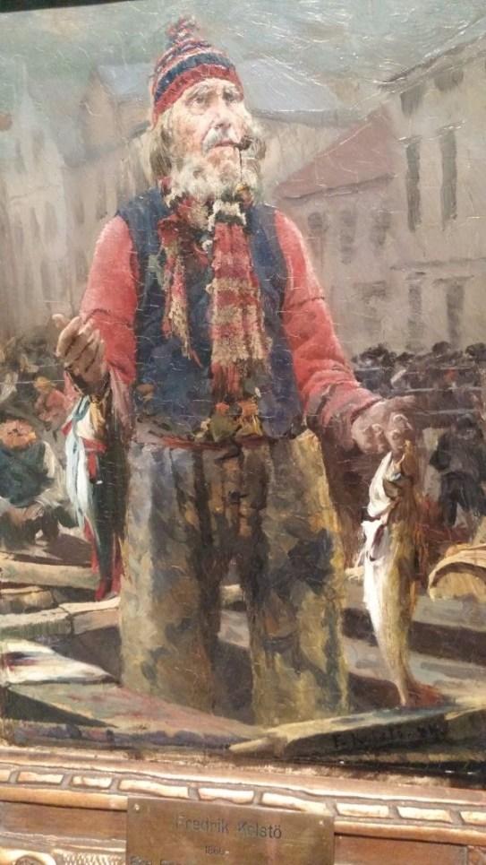Old Fisherman