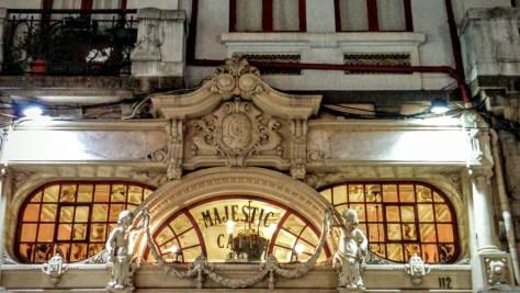 Majestic Cafe, Porto