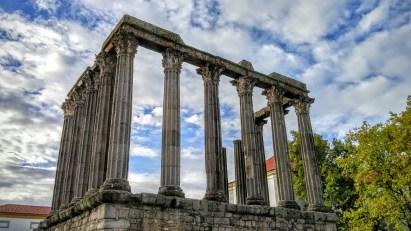 Temple of Diana, Evora