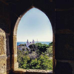 View from Castle Sao Jorge, Lisbon