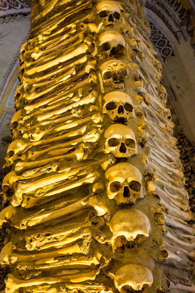 Chapel of Bones, Evora