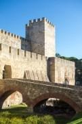 Castle Sao Jorge, Lisbon