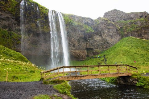 Seljalandsfoss Bridge