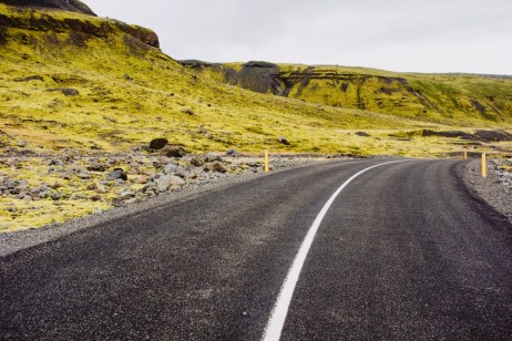 Iceland Highway