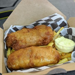 Incredible Fish and Chips