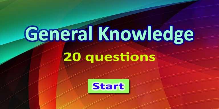 Image: general knowledge quiz