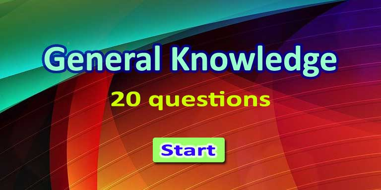 Image: general knowledge quiz