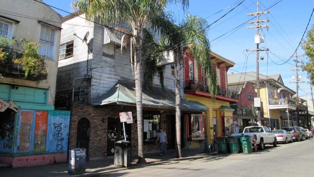 Frenchman Street - Photo by Infrogmation of New Orleans