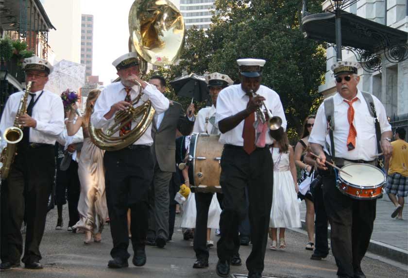 Frech Quarter New Orleans - Copyright Xzelenz Media