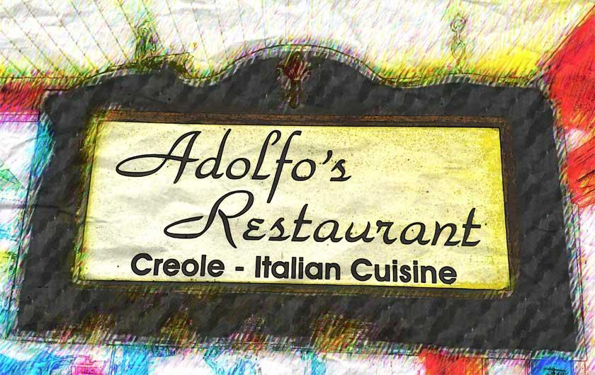 Adolfo's - Photo by Adolfo's